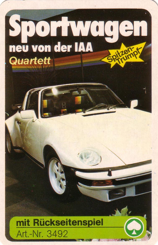 Sportwagen neu von der IAA