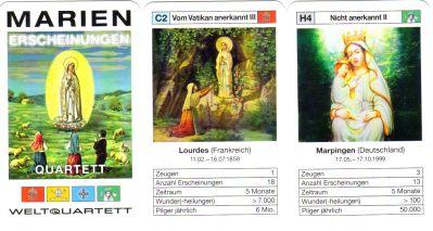Weltquartett-Marienerscheinungen-Quartett_Lourdes_Maria