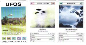 Weltquartett_UFOS-Quartett_Fliegende_Untertassen