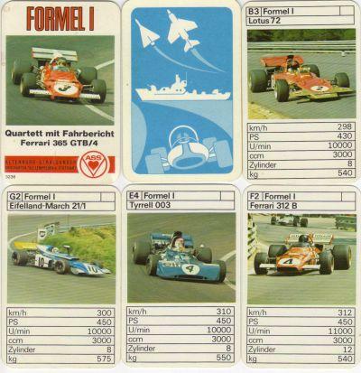 ASS-3236-Formel_1-Quartett_Ferrari_Tyrrell_Lotus
