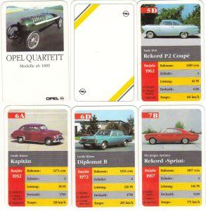 Opel-Quartett_Admiral_Diplomat_Rekord_Werbequartett