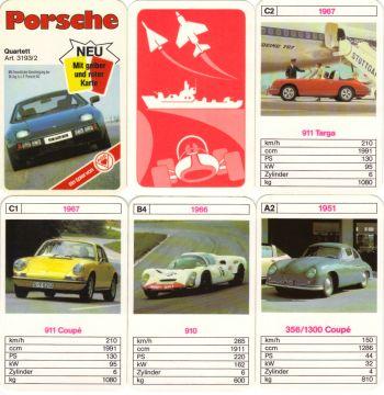 ass-3193-2_Porsche-Quartett_gelbe_und_rote_Karte