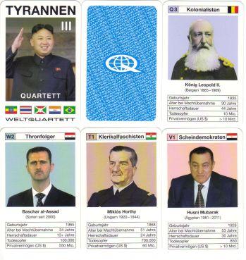 Tyrannen-III-Weltquartett-Kim-Jong-un-Diktatoren