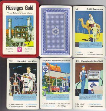 bi-0170_Flüssiges_Gold_ARAL-Quartett_Erdöl