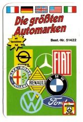 51422 - 1973 - Die grössten Automarken