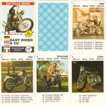 piatnik-332-Easy-Rider_Motorradquartett_Tolle-Serie_Harley_BSA_Jawa