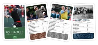 Im Golflegenden-Quartett von Quartettbar spielen Golfer wie Tiger Woods und Bernhard Langer um Masters-Siege und Preisgelder.
