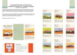 Der Quartettkatalog von Klaus Dünker im Lärchen-Verlag zeigt auch das ASS-Autoquartett 616 mit dem Ford 17 M Badewanne, eine Vintage-Rarität mit Sammlerwert.