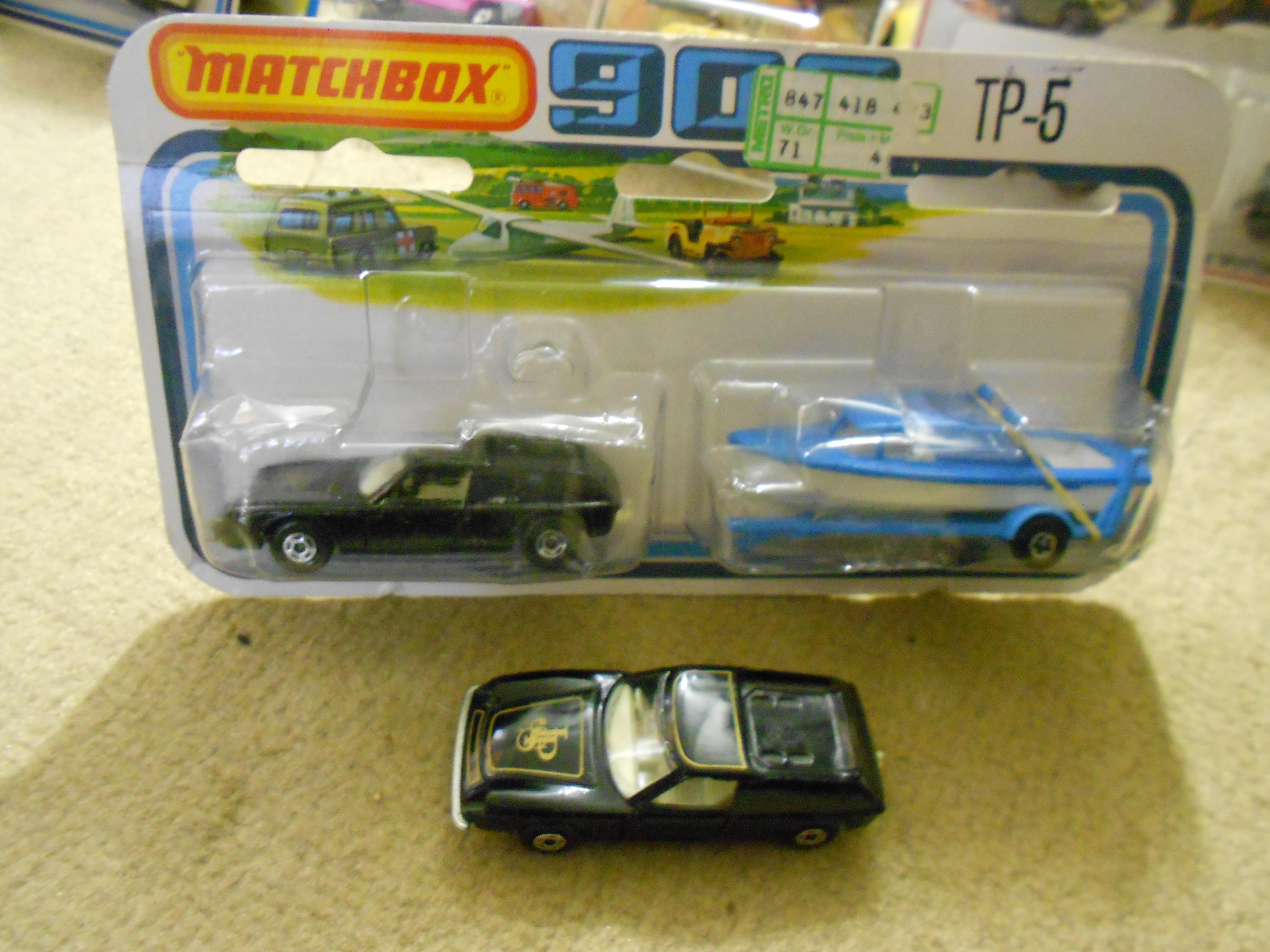 Matchbox Superfast Modelle 60er-/70er Jahre   Quartettblog