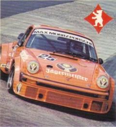Jägermeister-Porsche im Autoquartett Renn-Tourenwagen von Berliner Spielkarten - Fotograf Thomas Dirk Heere