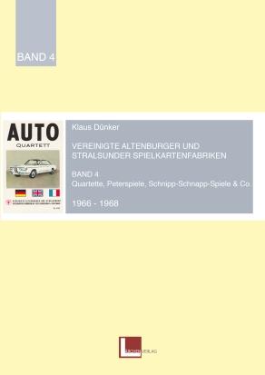 Der Band 4 vom ASS-Katalog von Klaus Dünker im Lärchenverlag enthält einige ASS 616-Quartetten und Peterspiele