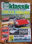 """Autobild Klassik Titel """"65 Jahre Autoquartett"""" Das Magazin für Oldtimer und Youngtimer Frühling"""