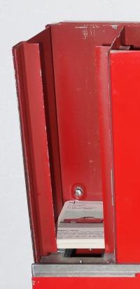 Autoquartett 616 Quartett-Automat aus den 50er-Jahren für Sammelbilder
