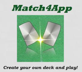Match4App ist die Quartettspiel-App fürs Erstellen und Spielen von Autquartett am Smartphone